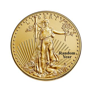 American Gold Eagle 1/2 oz