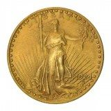 Saint Gaudens Gold Piece