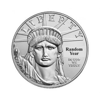 American Platinum Eagle 1/2 oz 2018