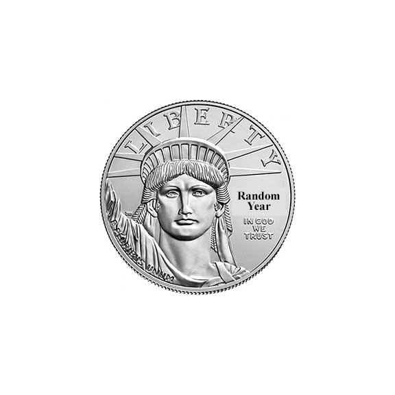 American Platinum Eagle 1 10 Oz Great National Pricing