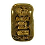 PAMP Suisse Gold Bar 100 g