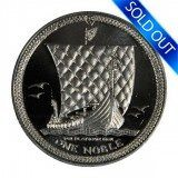 Isle of Man Platinum Noble 1 oz