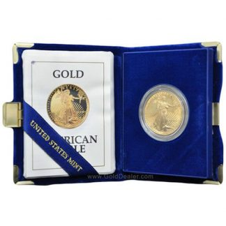 American Gold Eagle 1 oz Proof
