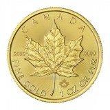 Canadian Gold Maple Leaf 1 oz
