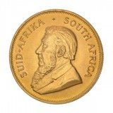 South African Gold Krugerrand 1 oz