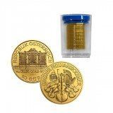 Austrian Gold Philharmonic 1/10 oz