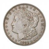 Morgan Silver Dollar 1921 Circulated