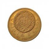 Mexican Gold 20 Peso