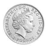 Silver Britannia 1 oz